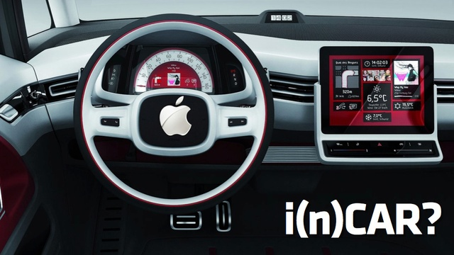 Apple's Hiring Automotive Engineers, Is An 'iCar' Infotainment System Coming?