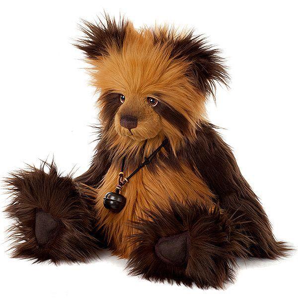 Charlie Bears Teddy Bear Noodle