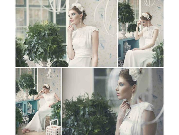 suknia ślubna Mia Lavi, model 1420