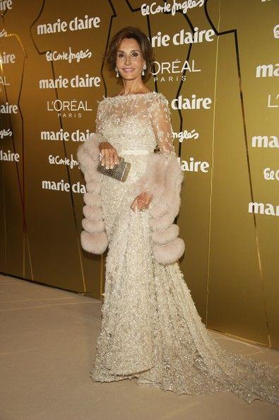 Nati Abascal - Marie Claire Prix de la Moda Awards 2011