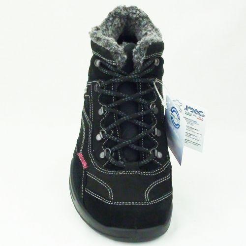 Imac vízálló női bőr cipő 23418 3000 011 - Női bakancsok, bokacipők, bokacsizmák: - Őszi-téli női cipők, csizmák: - Rieker cipő webáruház, Marco Tozzi webáruház, Jana cipő webáruház, Tamaris, Ara - Dumtsa Cipő