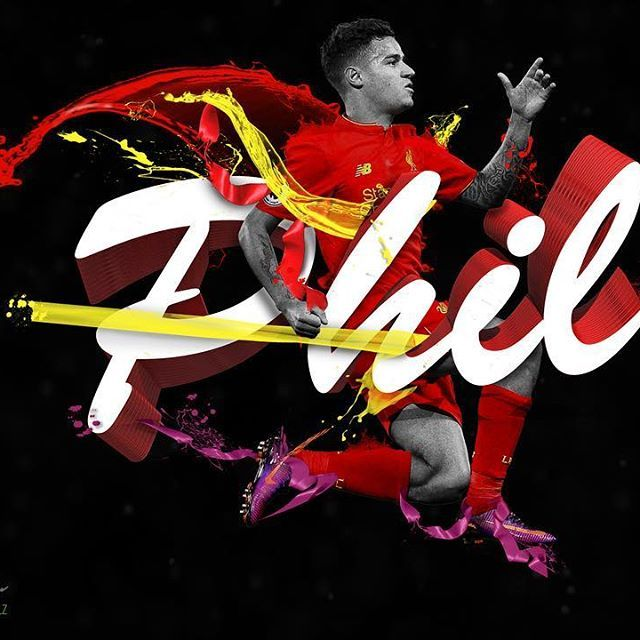 """Fingers crossed #LFC are able to keep the """"Little Magician"""" ~ Coutinho -- @phil.coutinho @liverpoolfc @premierleague @cbf_futebol ---- #Liverpool #UCL #EPL #omagico #LittleMagician #YNWA #ynwa_liverpool_ #liverpoolfc #AUDIBLZ #Brasil #Phil #Anfield #Barca"""