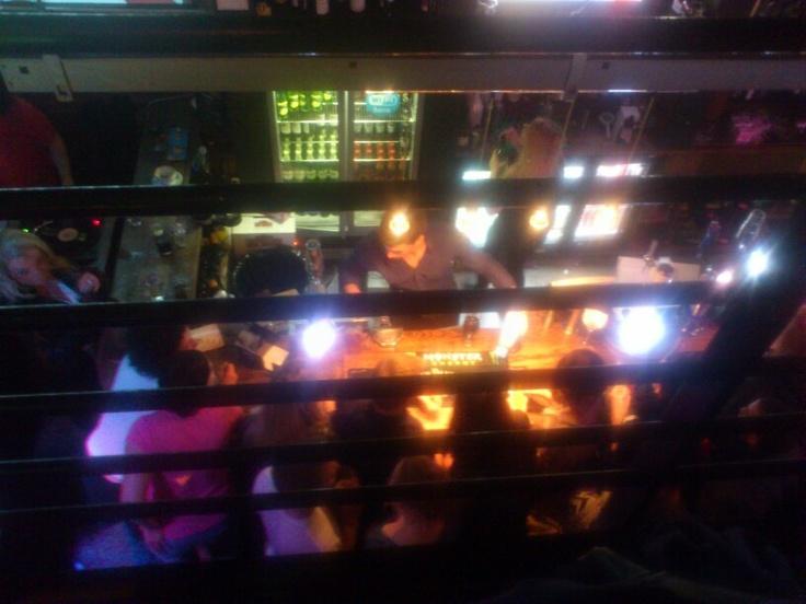 Camden London Bar Lights, 2012, by Virginie Alix