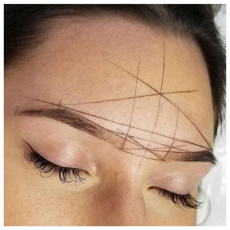 Perfect Eyebrow Shape | Threading Facial Hair | How To Get ...