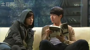my favorite korean drama: Secret Garden, funny, action packed and a bit of a tear jerker.