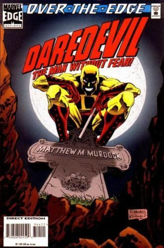 Daredevil-344-Sep-1995-Marvel-034-Over-the-Edge-034-Punisher-Comic-TYLER