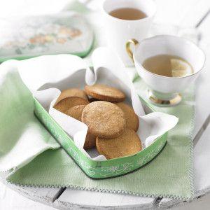 I Quit Sugar - Butternut Cookies
