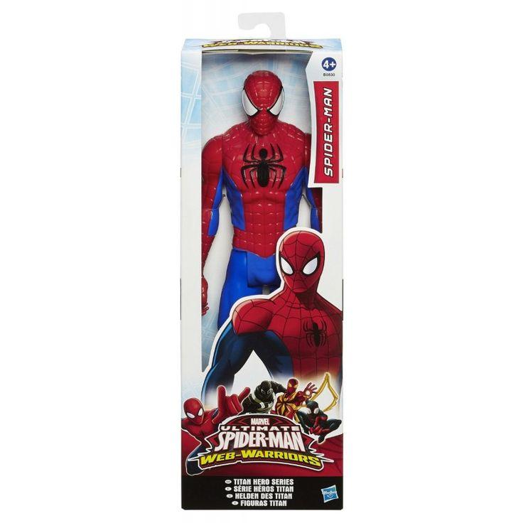 Juguete SPIDERMAN TITAN HERO SERIE de Hasbro Precio 9,83€ en IguMagazine #juguetesbaratos