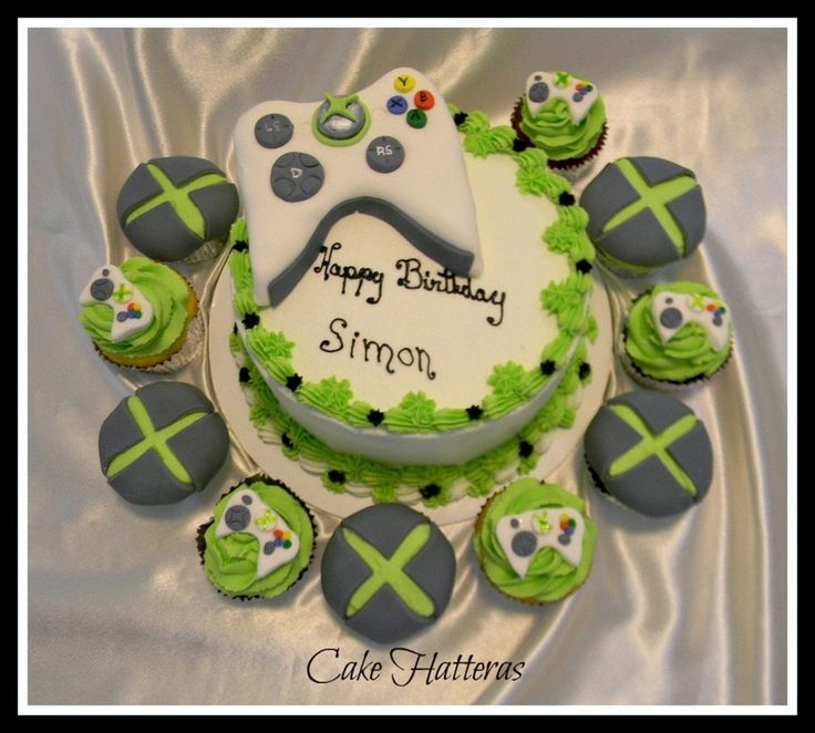 birthday cake games xbox 360 cake and cupcakes cakes xbox and cake 1753