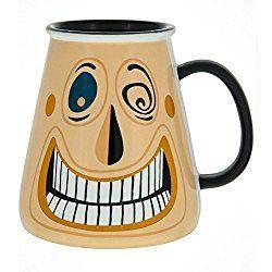 Disney Parks Nightmare Before Christmas Mayor Coffee Mug