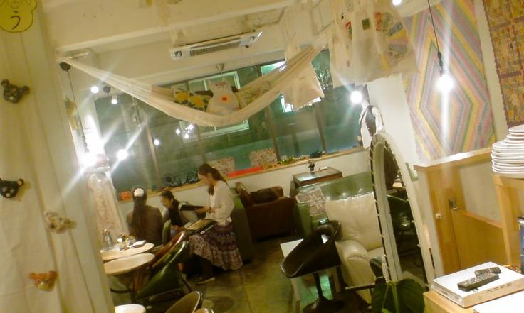 Baby King Kitchen cafe, Koenji, Tokyo