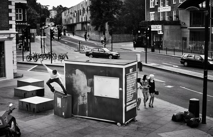 Nick Jensen | London | 2011