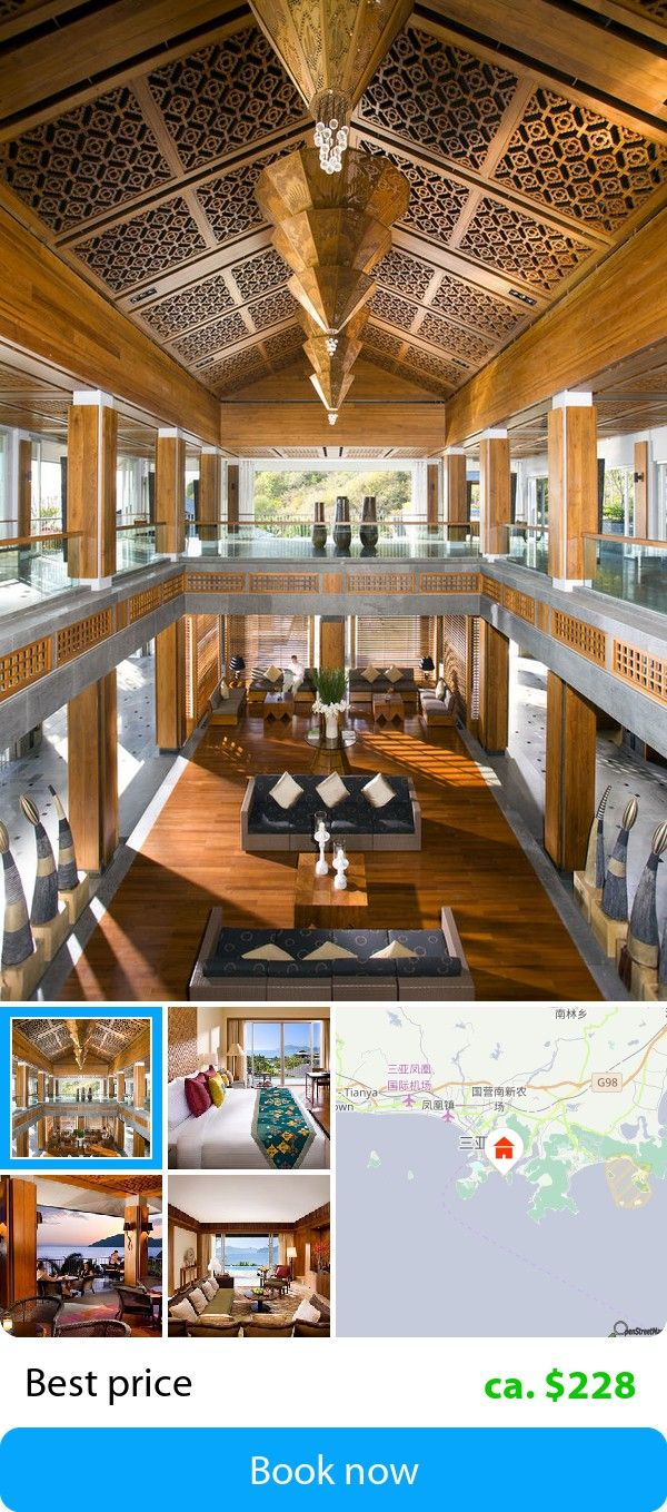 Mandarin Oriental Sanya (Sanya, China) – Book this hotel at the cheapest price on sefibo.