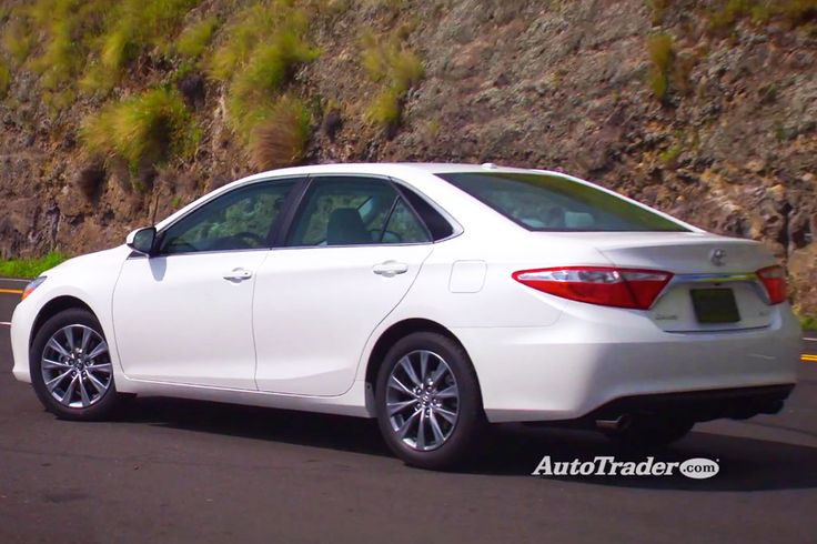 New Camry 2015 Review