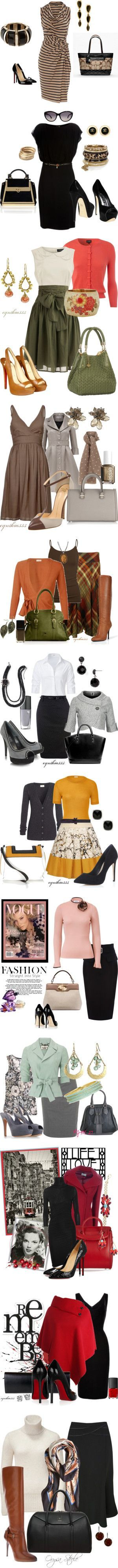"""Sunday's Best"" by esha2001 on Polyvore"