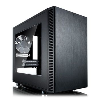 Fractal Design Define Nano S Window Mini ITX Computer Case $39 - http://www.gadgetar.com/fractal-design-define-nano-s-window-mini-itx-computer-case/