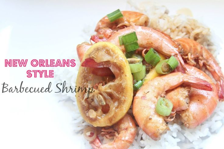 ... Meal} New Orleans Style Barbecued Shrimp #recipe #shrimp #seafood