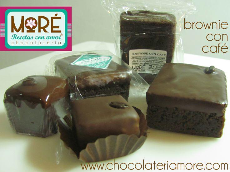 Brownies con café!