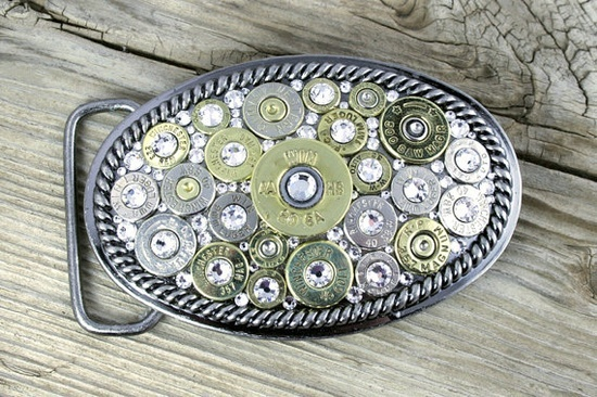 Country Girl Belt Buckles | ... belt buckle oval rope border bullet belt buckle by bulletdesigns