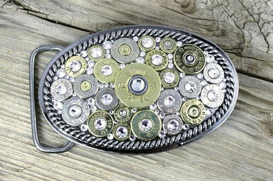 Country Girl Belt Buckles   ... belt buckle oval rope border bullet belt buckle by bulletdesigns