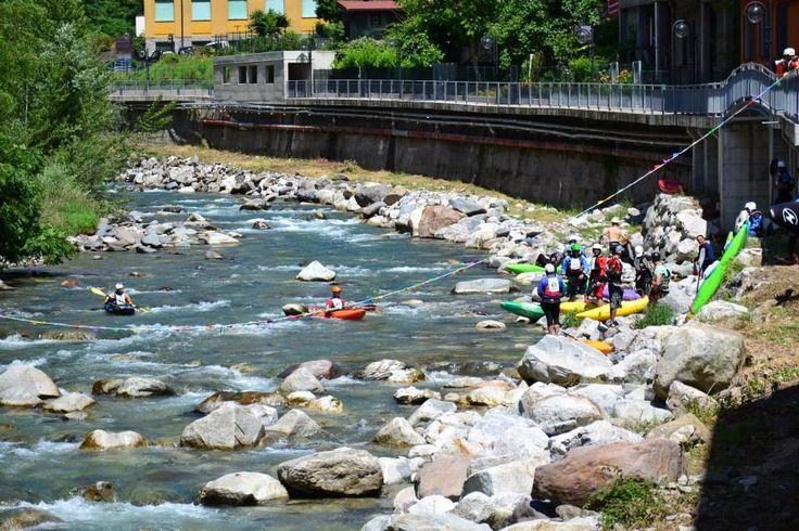 Cedegolo  #canoa #vallecamonica #valcamonica #brescia #montagna #adamello #Oglio