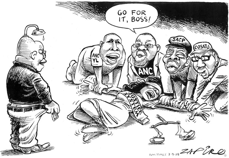 ZAPIRO -TOP 15 justice system getting screwed