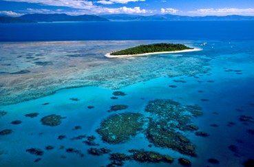 Green Island - Great Barrier Reef Australia. Need I say more?