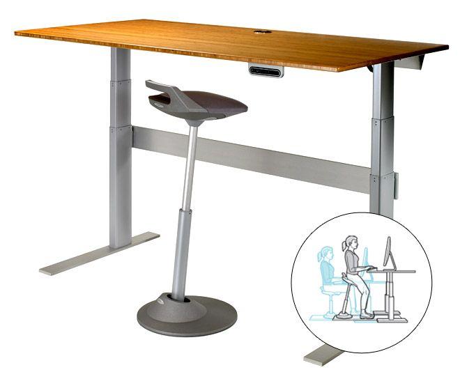 Working Tall The Ultimate Standing Desk Setup  sc 1 st  Pinterest & Best 25+ Standing desk chair ideas on Pinterest | Standing desk ... islam-shia.org