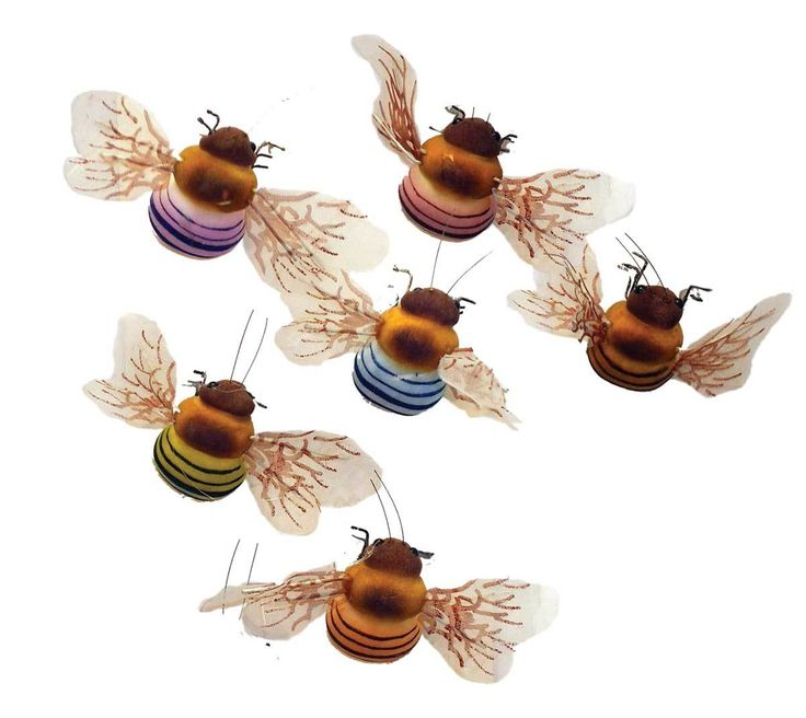 83 best bird props artificial images on pinterest for Artificial bees for decoration