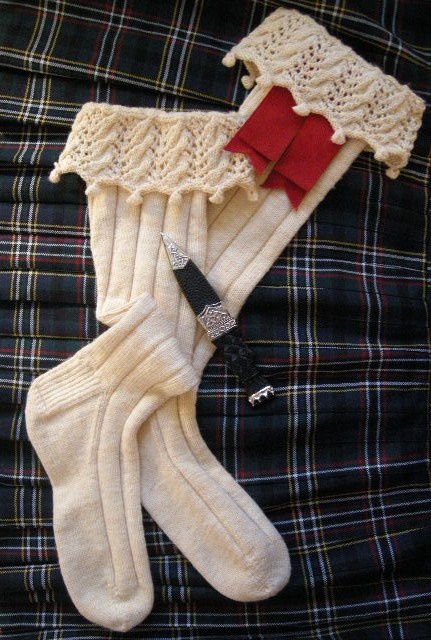 Knitting Pattern For Kilt Socks : 11 best images about Outlander Knitting on Pinterest Free pattern, Cable an...