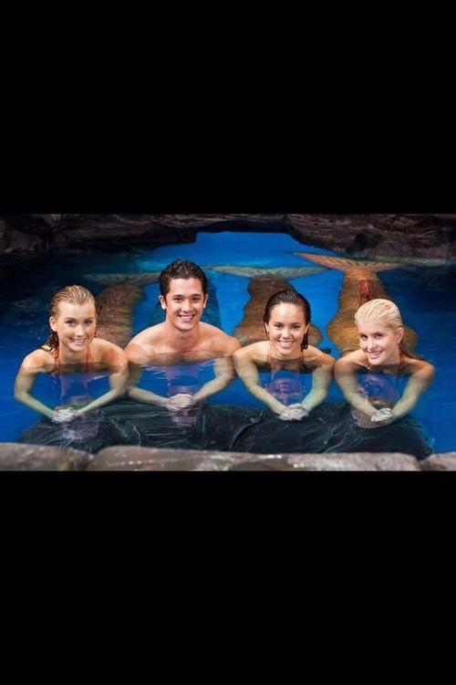Mako mermaids,mako island of secret,zac,mimmi,ondina,sirena