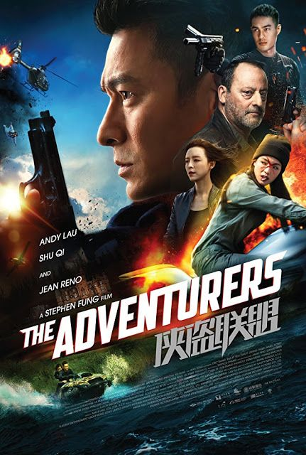 The Adventurers (2017) Movie Online Watch Or Download | 123 Movies