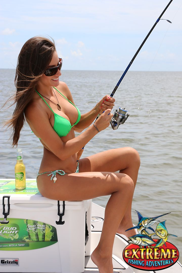 from Camren sexy nude girl bass fishing
