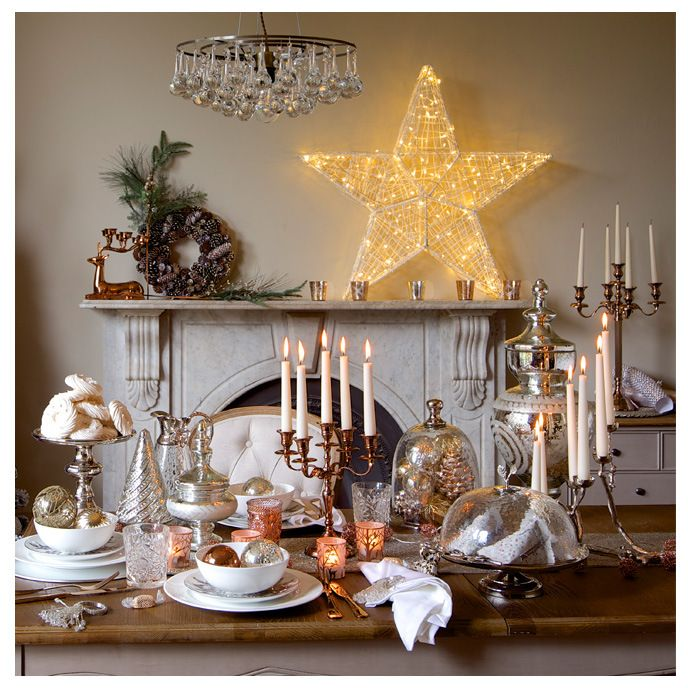 If Its Inspiration You Are After Then Feast Your Eyes On The Beautiful Christmas Table Settings Below Competition In Shops For Best Decorations