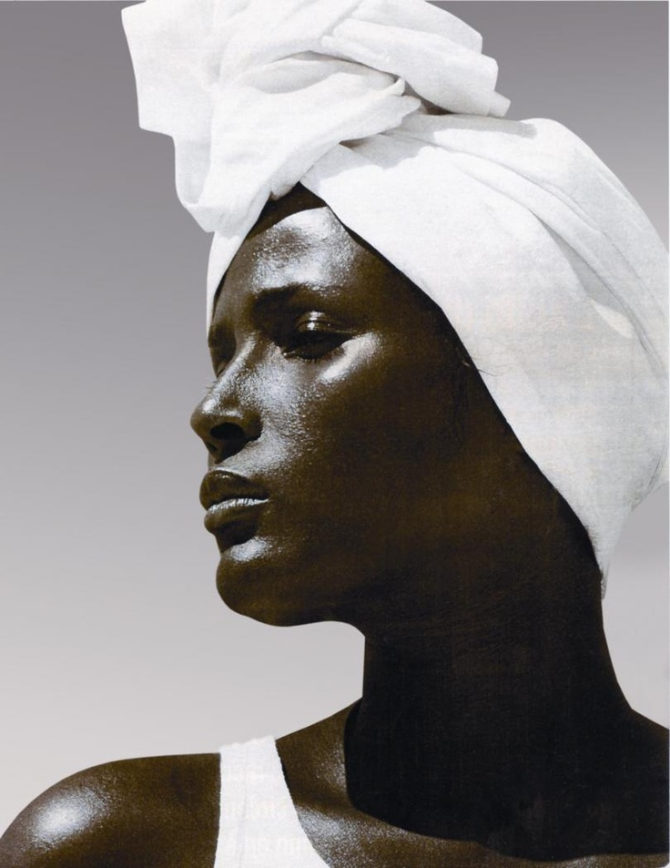 """Cover photo of Waris Dirie in Desert Flower. Waris Dirie is a former Somali model, human rights activist an author of the bestselling books """"Desert Flower"""", """"Desert Dawn"""", """"Desert Children"""", """"Letter to your mother"""" and her latest book """"Black woman, white country"""". She has received nuerous awards for her work as a human rights activist."""