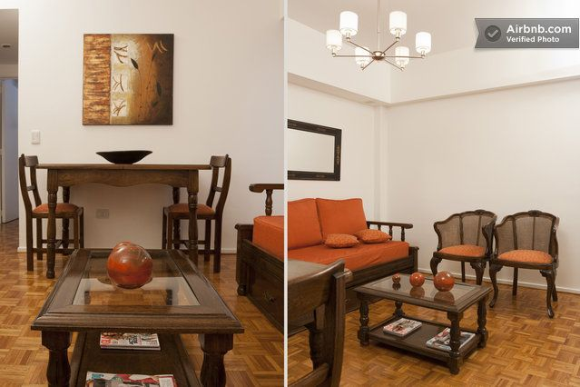 Recoleta's Lovliest 1Br Ever!    in Buenos Aires