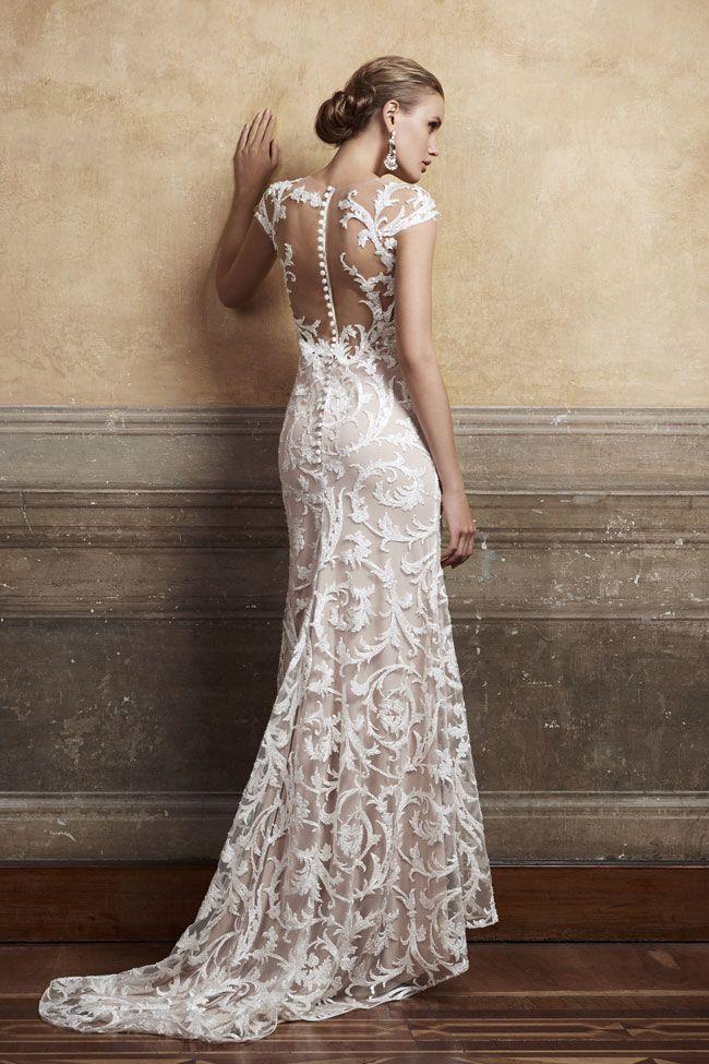 La collezione bridal 2017 firmata Valentini Spose è una vera proposta couture visto che promuove una moda wedding moderna e sensuale che si caratterizza per la presenza di raffinati ricami accostat…