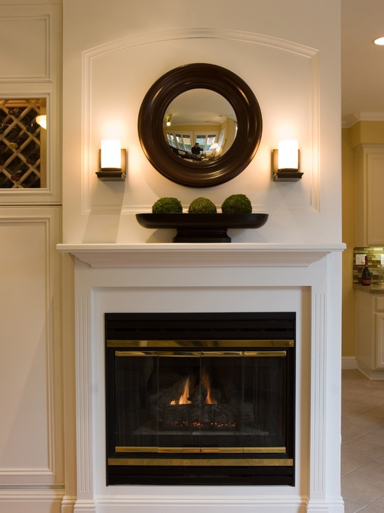 Mantles Design, Pictures, Remodel, Decor and Ideas - page 13