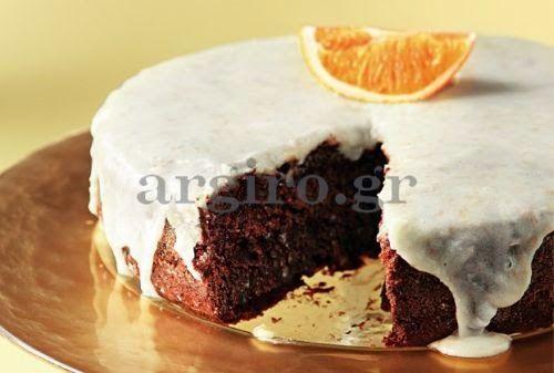 ✟: Φτιάξτε νηστίσιμη πορτοκαλόπιτα με κακάο και καρύδι
