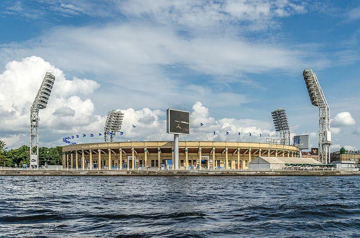 Petrovsky Stadium / Zenit St Petersburg