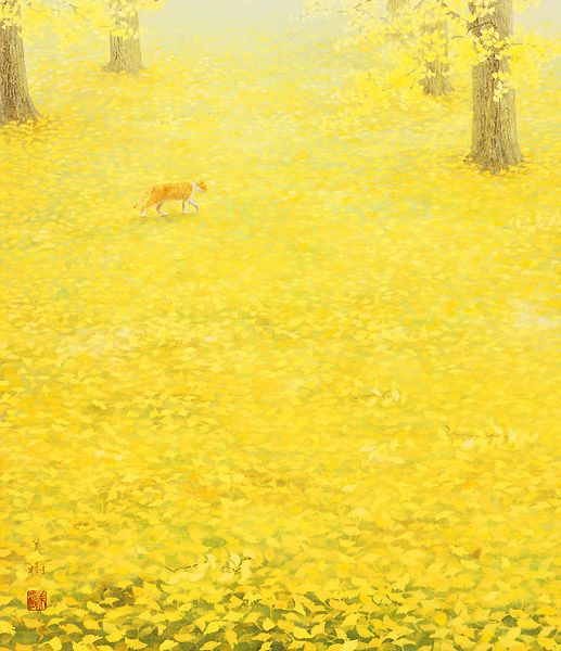 黄響  2008年-29-野地美樹子