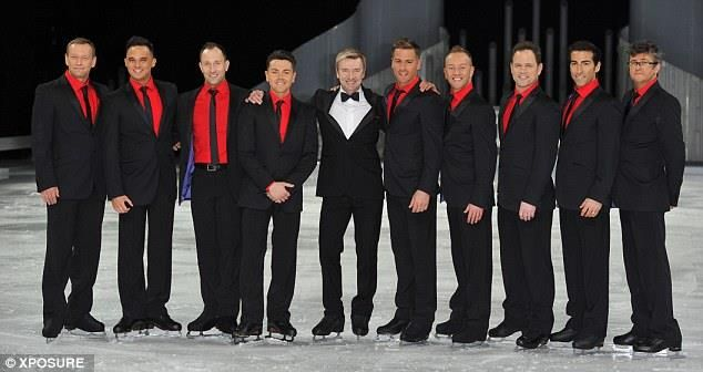 Dancing on Ice Tour 2014