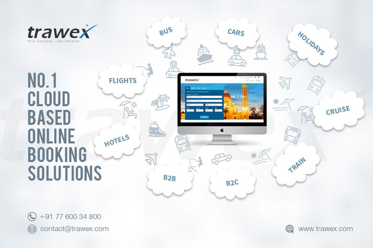 Trawex cloud-based platform, the most comprehensive travel distribution platform for travel intermediaries. It is an all-in-one suite to automate the travel business process from content acquitisation all the way through distribution. It equips the intermediary with the ability to search sell across multiple channels, agility, flexibility and easily to quickly scale up, expand their distribution network.