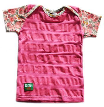Bee U Shortsleeve T Shirt, Oishi-m Clothing for Kids, circa 2011, www.oishi-m.com