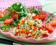 Lätt och mättande snabbmat att sno ihop efter jobbet eller gärna till frukost!