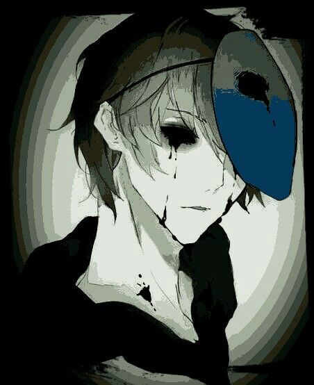 I want to write a story from Eyeless Jack.