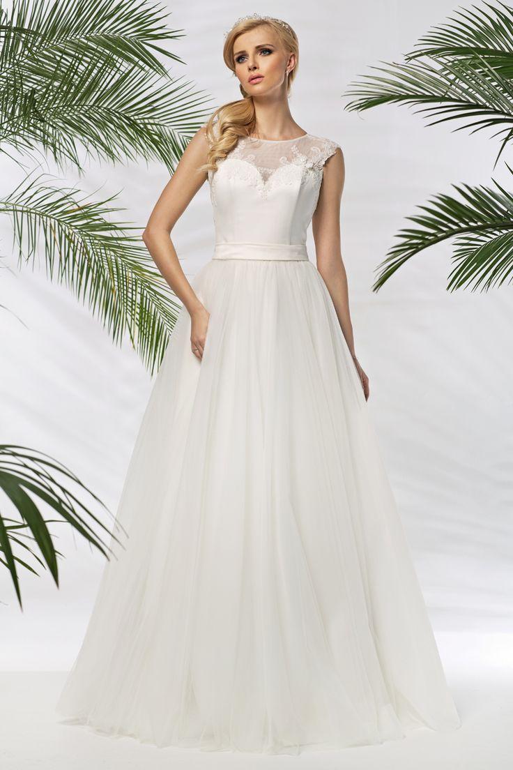 Simona | Suknie ślubne, sukienki do ślubu – Annais Bridal