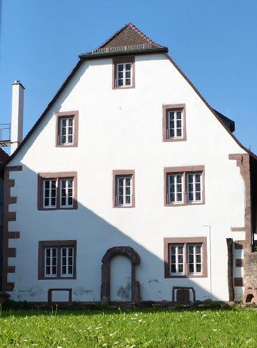 Kurmainzische Kellerei - Zehntscheune, 1627