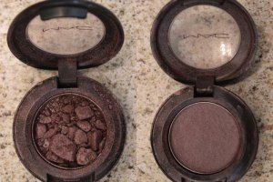 How to fix broken eyeshadow, blush, etc...