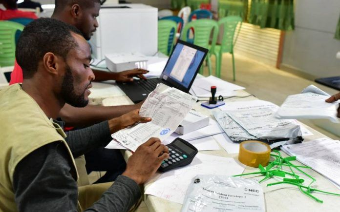 FOW 24 NEWS: Liberians Await Delayed Results